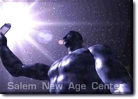 New Age Luxor Man - 16K